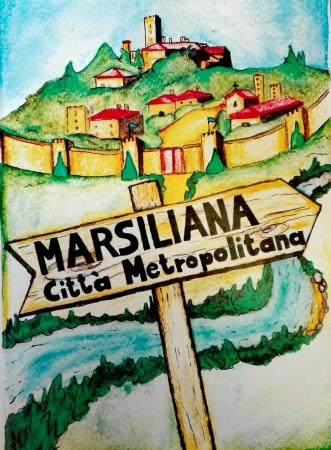 Marsiliana città metropolitana