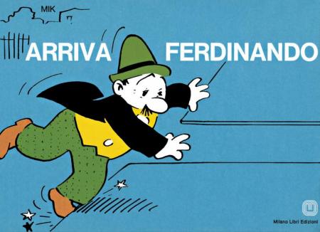 Arriva Ferdinando