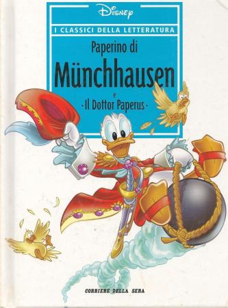 Paperino di Munchausen e