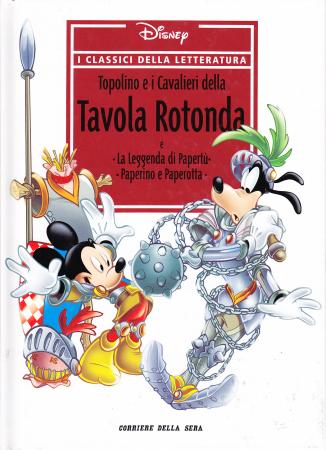Topolino e i cavalieri della tavola rotonda e