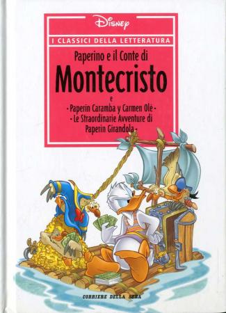 Paperino e il conte di Montecristo e