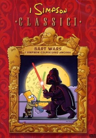 I Simpson. Bart wars