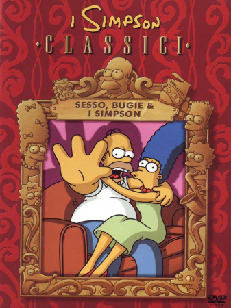 I Simpson. Sesso, bugie e i Simpson