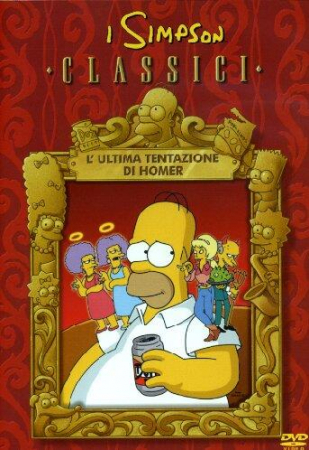 I Simpson. L'ultima tentazione di Homer