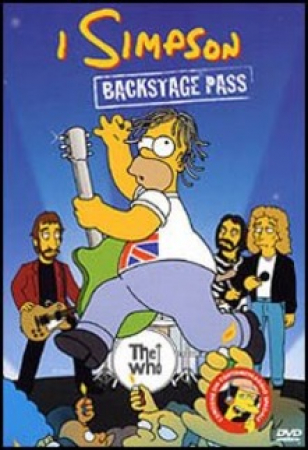 The Simpson. Backstage Pass