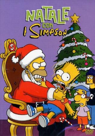 Natale con i Simpson