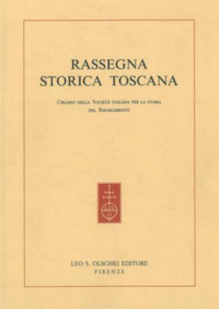 Rassegna storica toscana