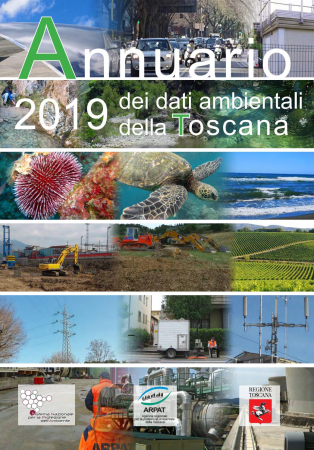 Annuario 2019 dei dati ambientali della Toscana