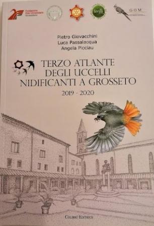 Terzo atlante degli uccelli nidificanti a Grosseto, 2019-2020