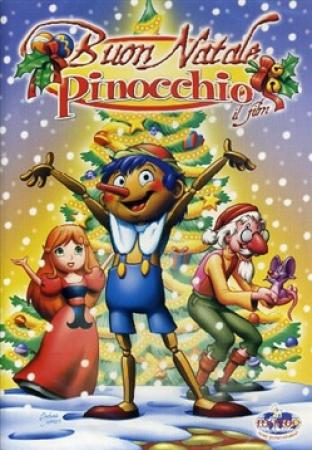 Buon Natale Pinocchio